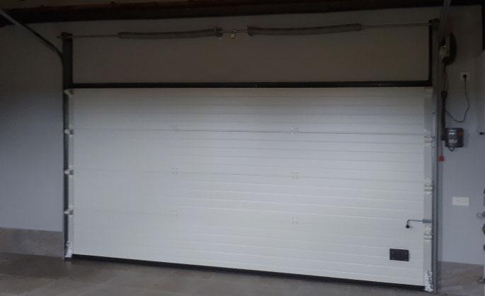 Aluminios Tecnoal - automatismo para portones en garaje